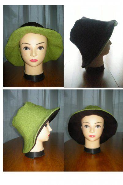 mosaique chapeau