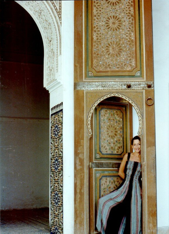 MARRAKECH___Palais_Bahia_12___Acc_s_aux_quartiers_des_favorites__