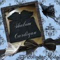 Shalom Cardigan