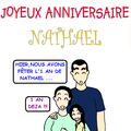 Nathael 1 an