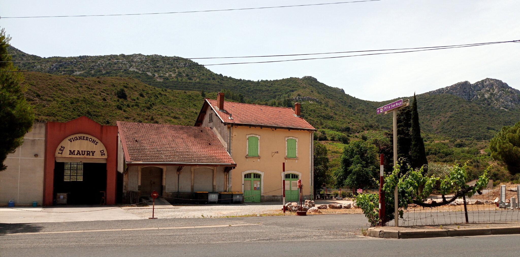 Maury (Pyrénées-Orientales - 66)