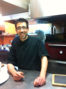 Braisenville Chef Romuald Sanfourche J&W