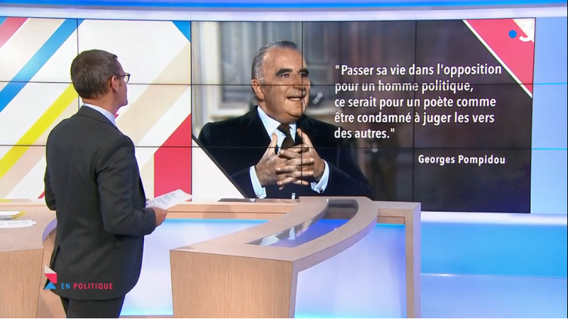 CITATION GEORGES POMPIDOU