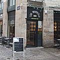 Coq monsieur nantes loire-atlantique restaurant