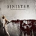 Film review - sinister