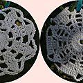 décoration noel au crochet