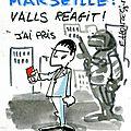 marseille-humour projet pour la france -Valls