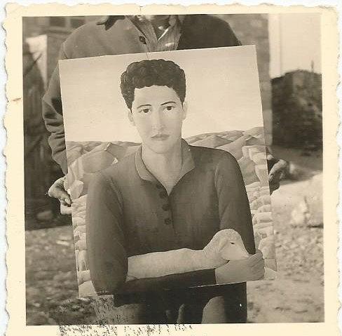 Portraits de Robert Duc.