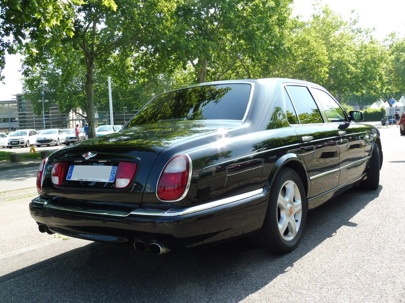BENTLEY Arnage Le Mans Series Strasbourg (2)