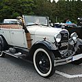 FORD Model A phaéton 4door Sinsheim (1)