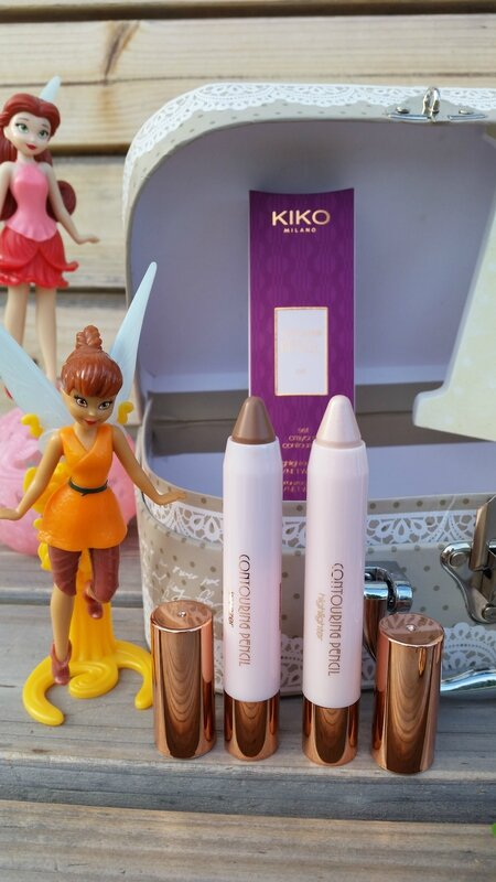 Contouring Pencil set 01 Light to Medium