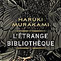 Haruki murakami -