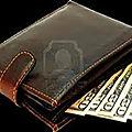 Portefeuille magique de l'argent a tout moment