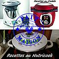 Thermomix, cookéo et nutricook