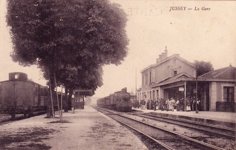 jussey 2 trains 70