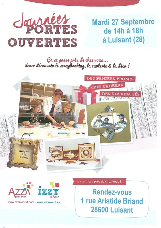 Affiche PO Luisant