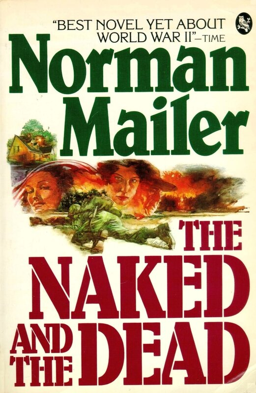 Livre Naked and the dead