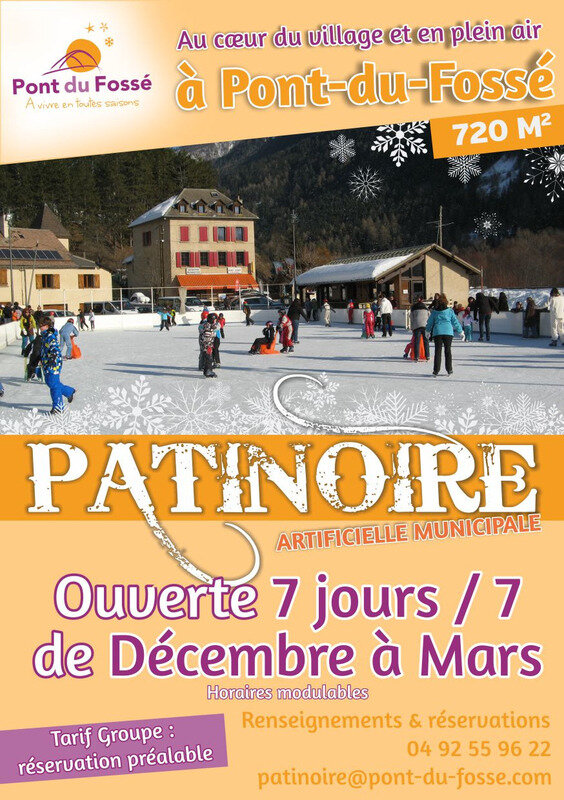 patinoire 2020