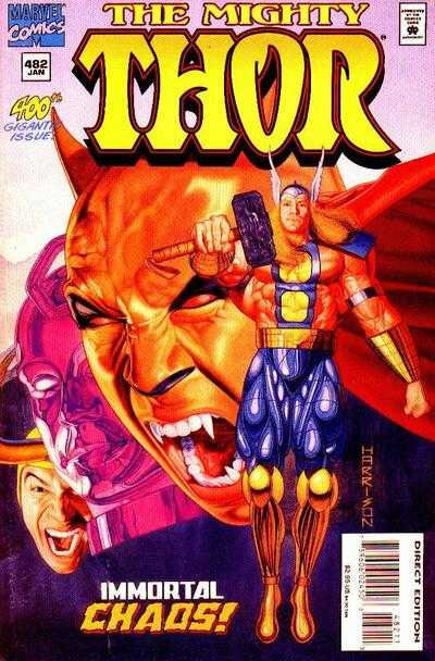 mighty thor 1966 482