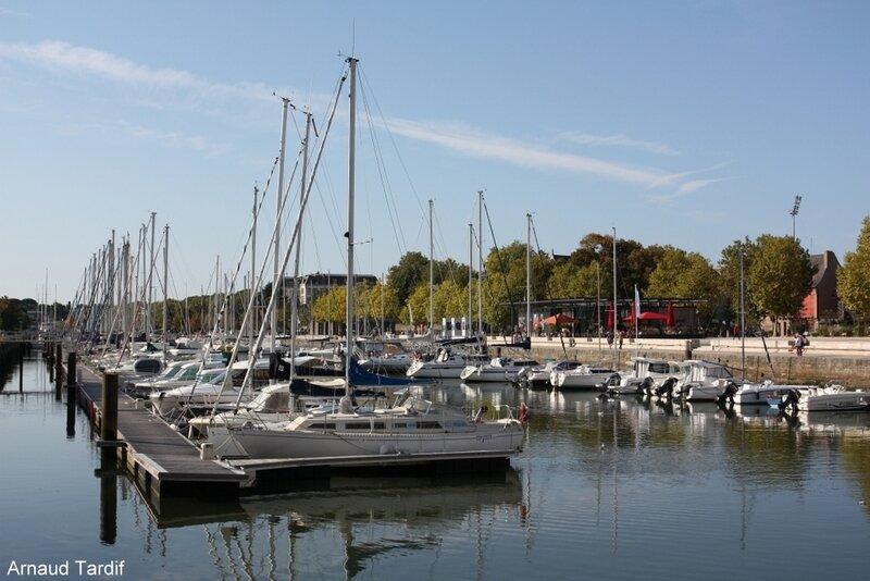 002010 Larmor-Baden - La Ville de Vannes - Le Port de Vannes