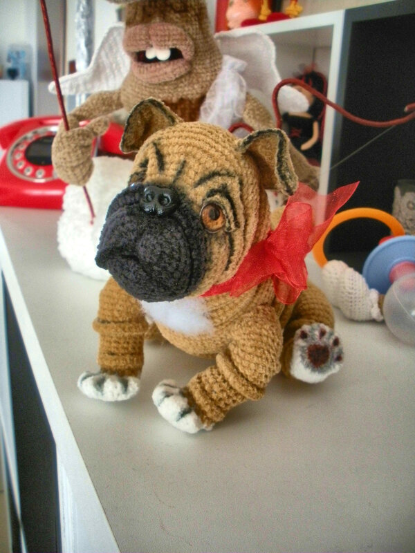 bulldog puppy tonton2