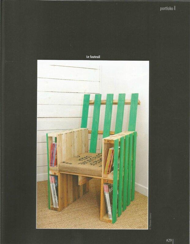 #29 Le fauteuil