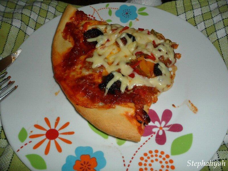 Pizza chorizo - 3