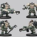 Brute forces - les unités de fantassins irréguliers