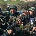 Armee syrienne: il ne faut pas s étonner qu'il y a des viols aprés. (photo)