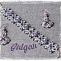 Bracelet Nevis Graphite Rainbow (2)