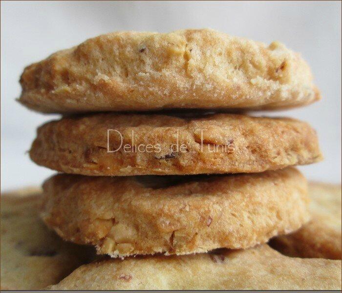 Biscuits aux fruits secs 2