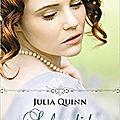 Splendide ❉❉❉ julia quinn