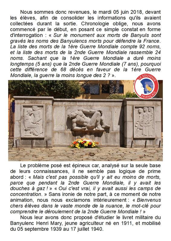 4) A la découverte des vestiges allemands - Séance 2 - Page 2