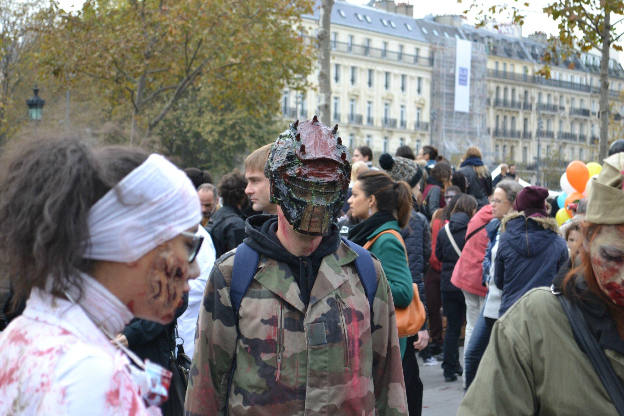 Zombie Walk Paris 2014 by Nico (35)