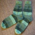 Chaussettes finies