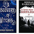 A discovery of witches, de deborah harkness