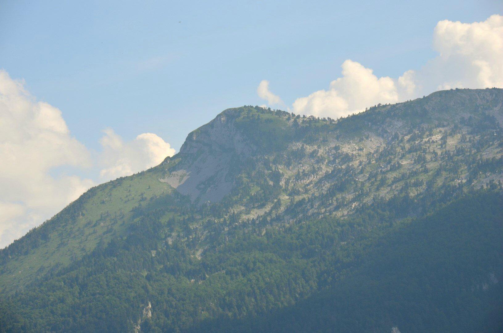 Le Mont Oelharisse.