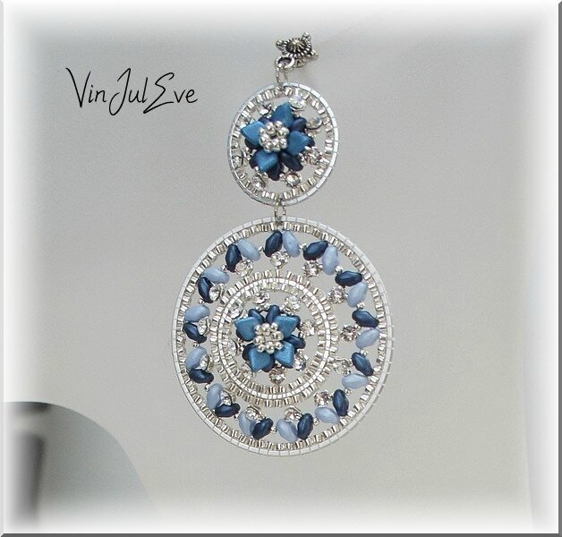 Bo Venise bleu argent1
