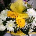 bouquet pâques 2009