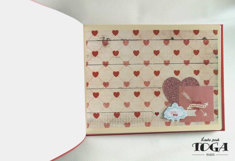 MINI ALBUM LOVE_Collection A la Folie-DT Toga Laure 4