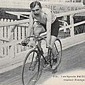 Tour de france 1908, ballon d'alsace & belfort