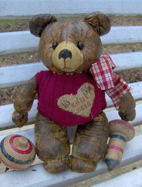 Colin's bear par