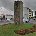Rond-point à guilhadaes (portugal)