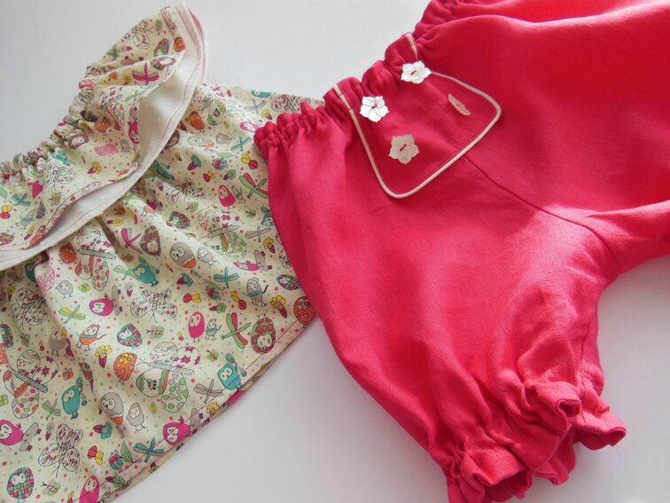 Tenue cookie et cupcake Lou&me12M 1-20