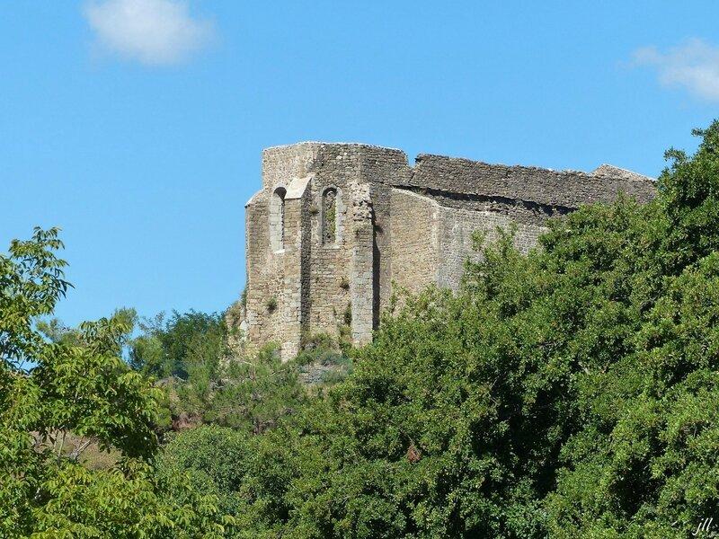 0P1110670 0 église Saint-Pons (ancienne église paroissiale édifiée au XVIe s)