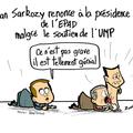 Jean sarkozy, la défense, renonce, epad, présidence et soutien lècher