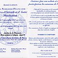 Invitation vente de l'ANF