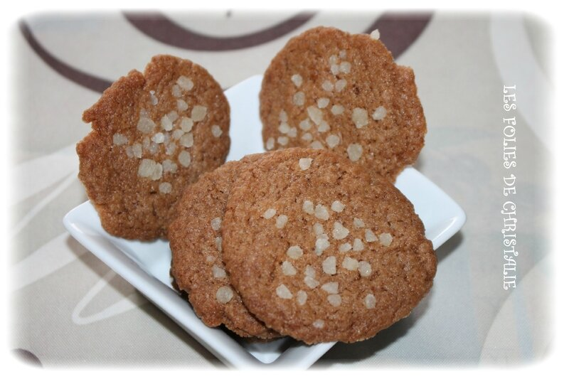 Biscuits choco 7