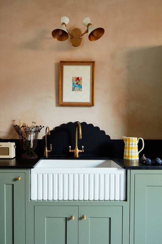 The+Eclectic+Colorful+London+Home+of+Designer+Matilda+Goad+-+The+Nordroom