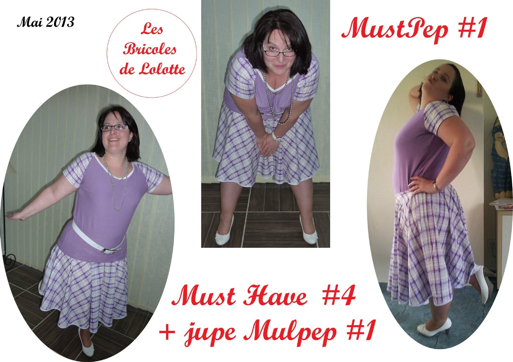 les bricoles de lolotte - mustpep#1